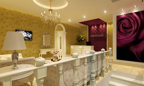 美容房间3D模型