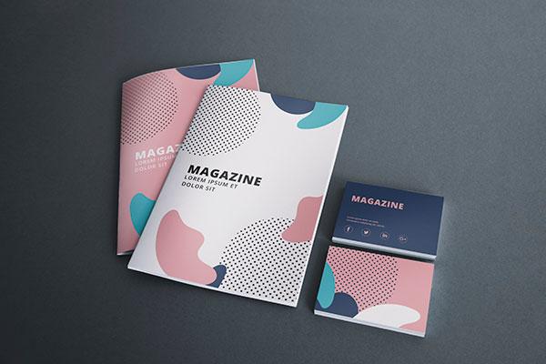 素材分类: 画册设计所需点数: 0 点 关键词: 创意封面样机,手册样机图片
