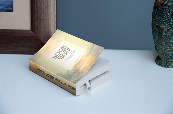 书本书籍样机
