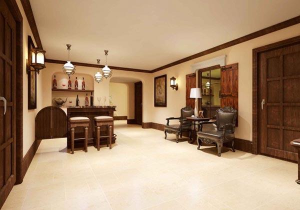 客厅吧台3d模型