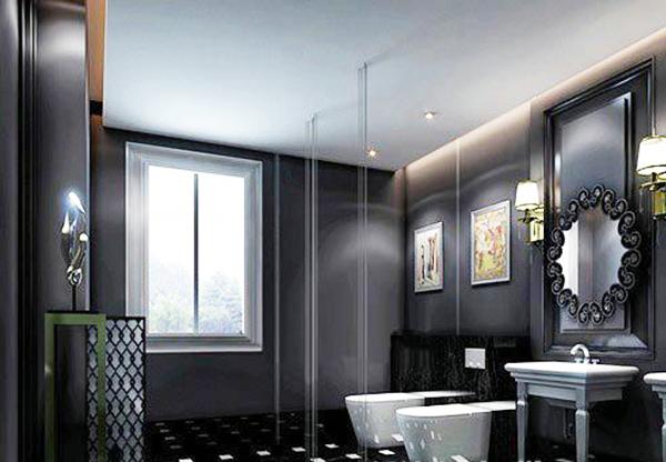 洗手间3d模型