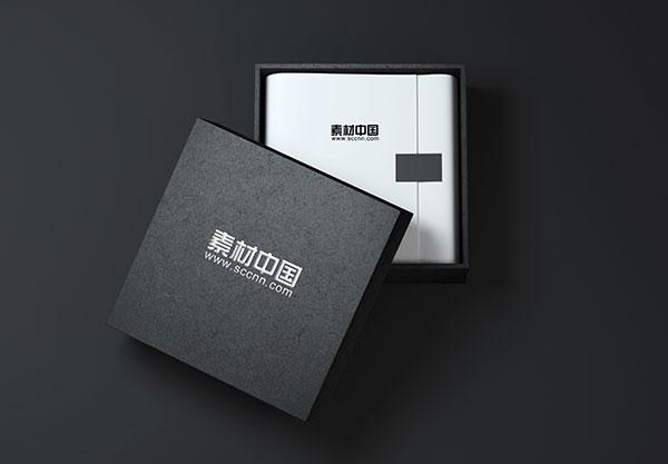 礼品盒包装样机