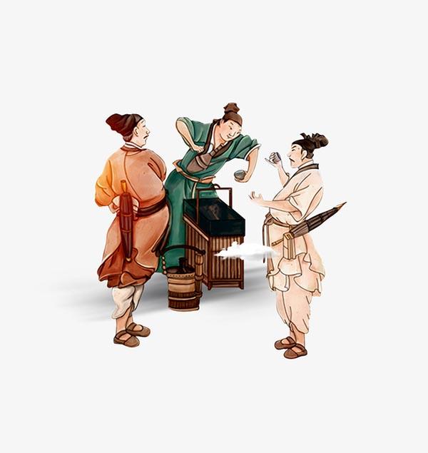 古人茶文化茶友