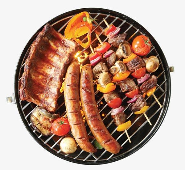 韩式美食烧烤