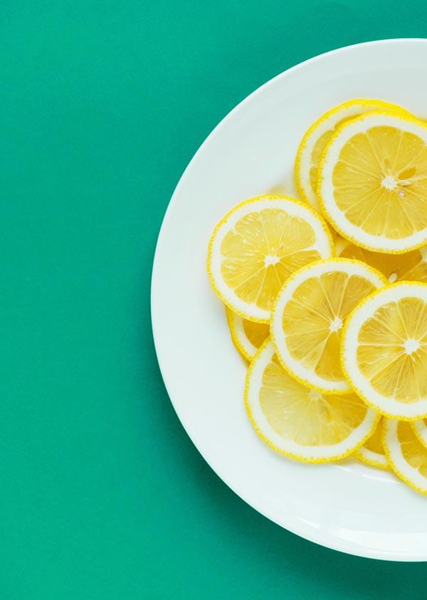 小清新柠檬