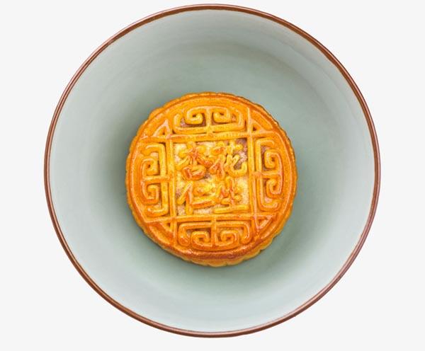 杏仁花生月饼
