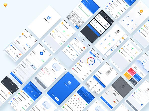电子钱包App