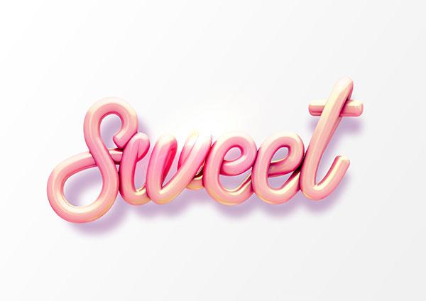 粉色甜蜜英文字�w