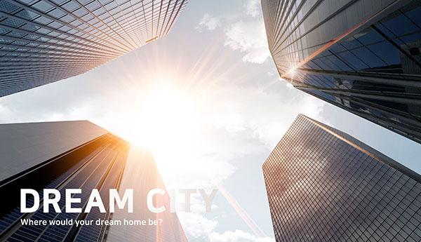 梦想之城地产海报12