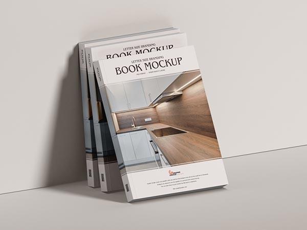 书籍样机模型