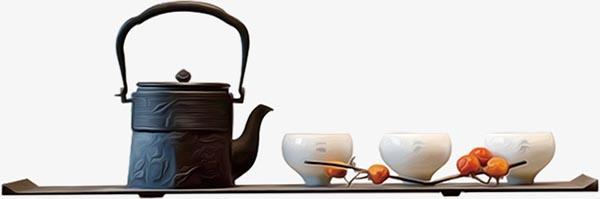 中式茶具家具