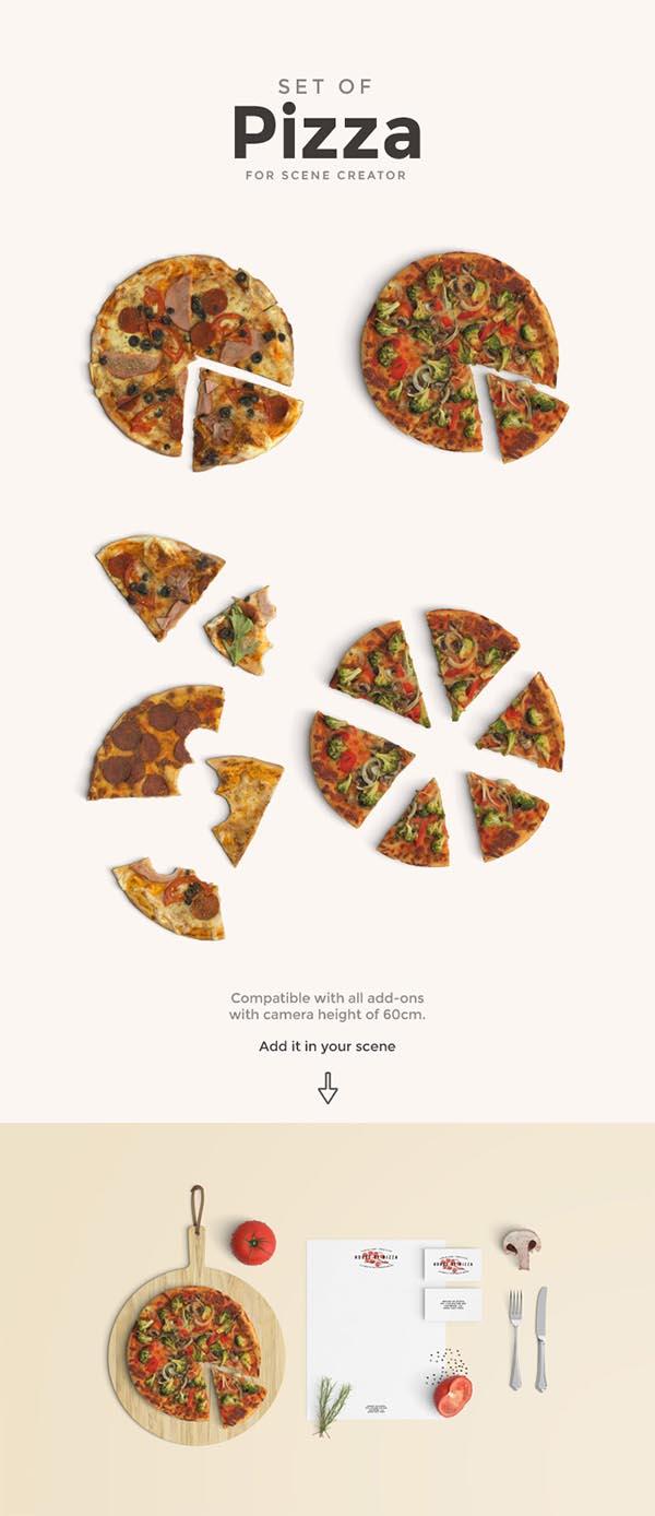 Pizza高清素材