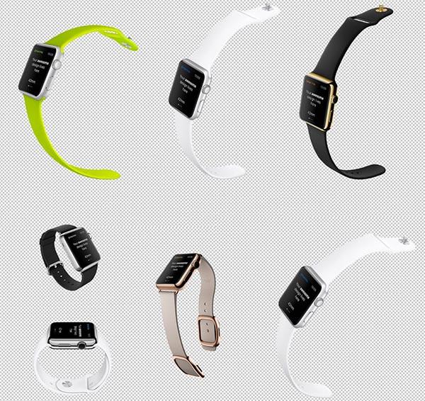 苹果手表样机
