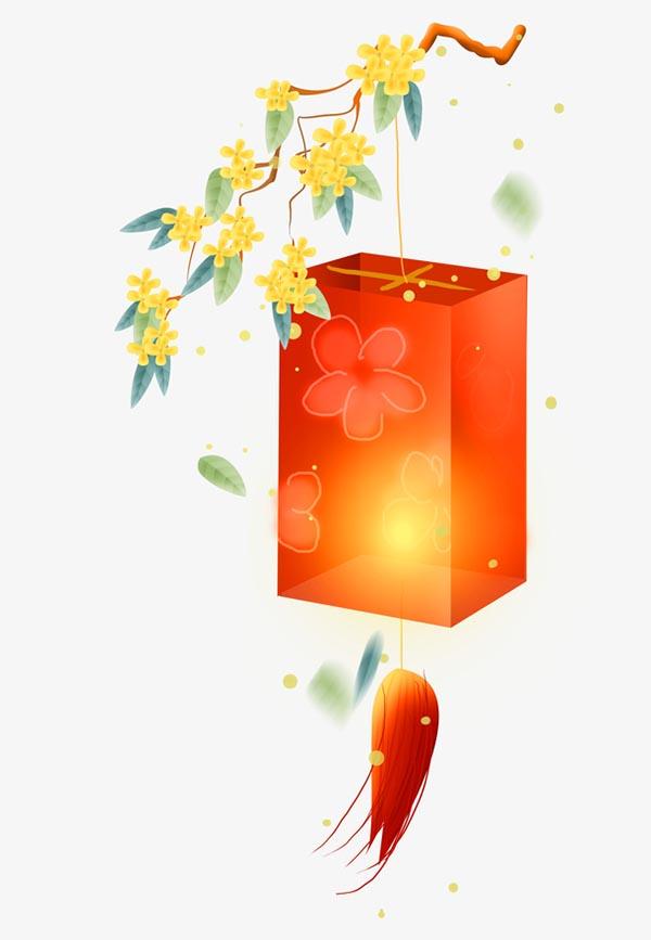 中国风灯笼