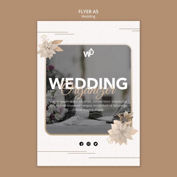 婚礼邀请函封面