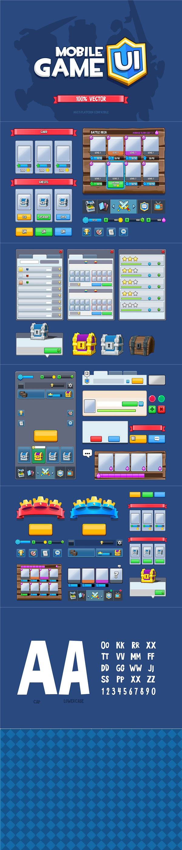 游戏UI工具包
