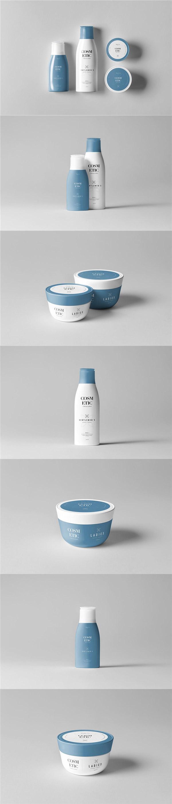 护肤品产品样机