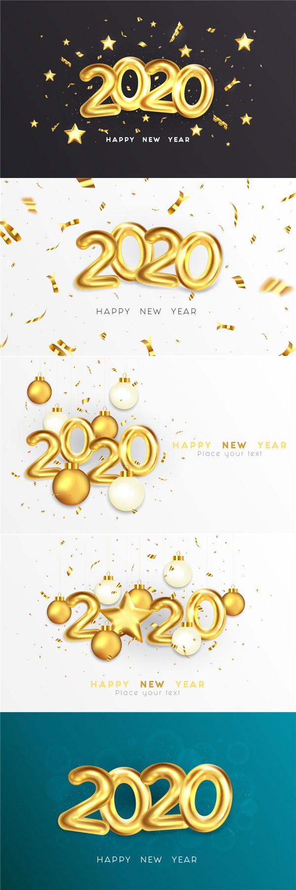 �A��2020新年字�w