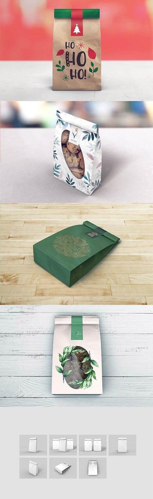 纸袋包装样机