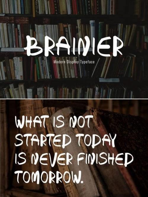 Brainier