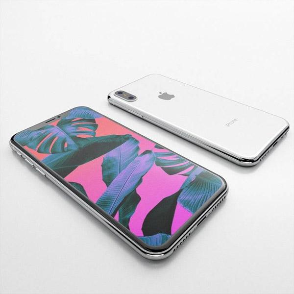 iPhoneX三维模型