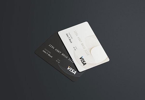 银行卡样机