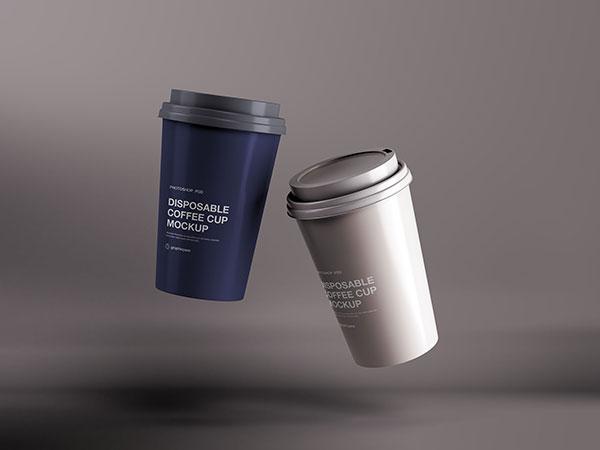 咖啡杯子样机