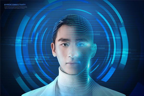 超连接科技海报
