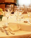婚纱摄影-餐桌