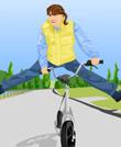 花样自行车