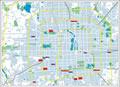 北京城区图