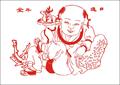 春节素材-日进斗金