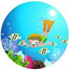 儿童-海底世界