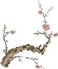 水墨画-梅花图