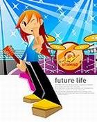 未来生活-音乐