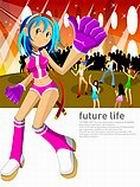 未来生活-跳舞