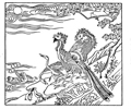 中国古典矢量凤凰_25