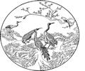 中国古典矢量凤凰_2