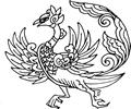中国古典矢量凤凰_54