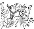 中国古典矢量凤凰_60