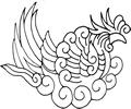 中国古典矢量凤凰_78