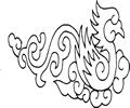 中国古典矢量凤凰_81
