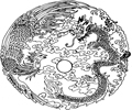中国古典矢量凤凰_117