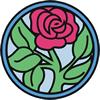 矢量玫瑰花_45