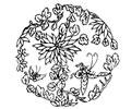 中国矢量花卉_111