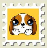 卡通苏格兰梗犬_22