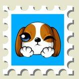 卡通苏格兰梗犬_23