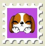 卡通苏格兰梗犬_24