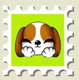 卡通苏格兰梗犬_25