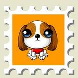 卡通苏格兰梗犬_26